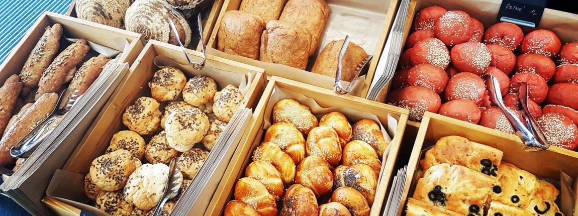 Nový fresh gastronomický koncept s vlastní pekárnou, cukrárnou a prodejnou italských delikates.